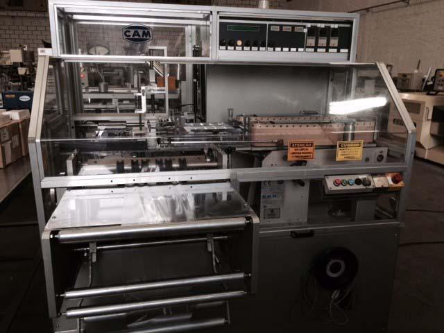Encelofanadoras automáticas