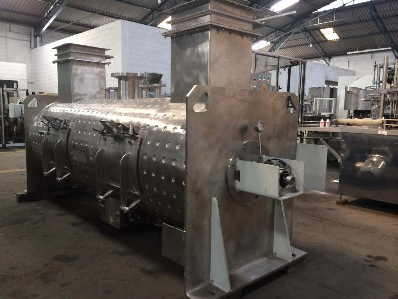 Loja de máquinas industriais