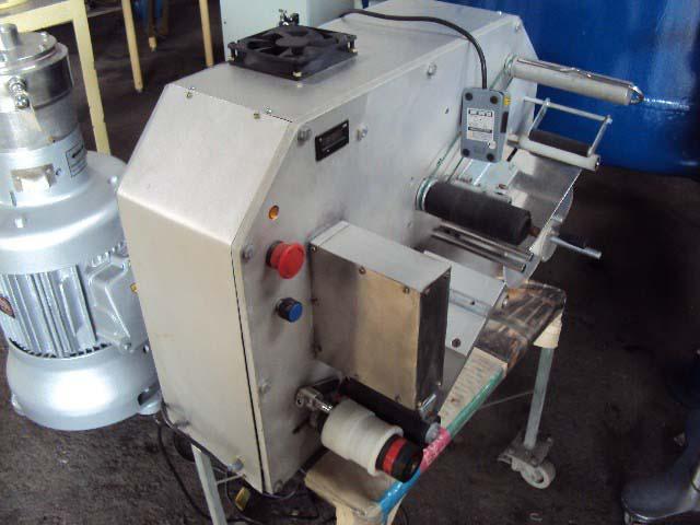 Maquina rotuladora manual