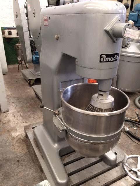 Maquinas industriais alimentícias