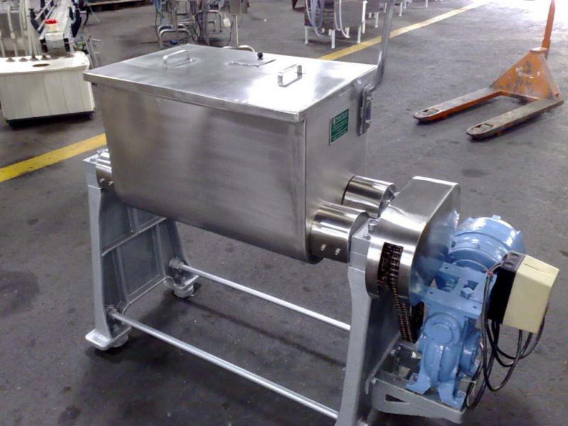 Misturador industrial de massa