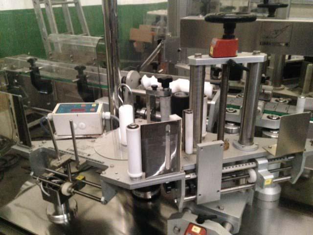 Rotuladora automática usada