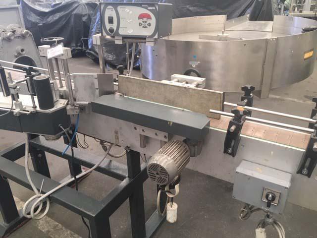 Rotuladora industrial